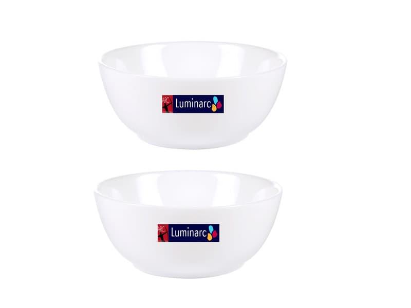 Luminarc Mangkok Essence Noodle Bowl 11.5 Cm / 2 pcs