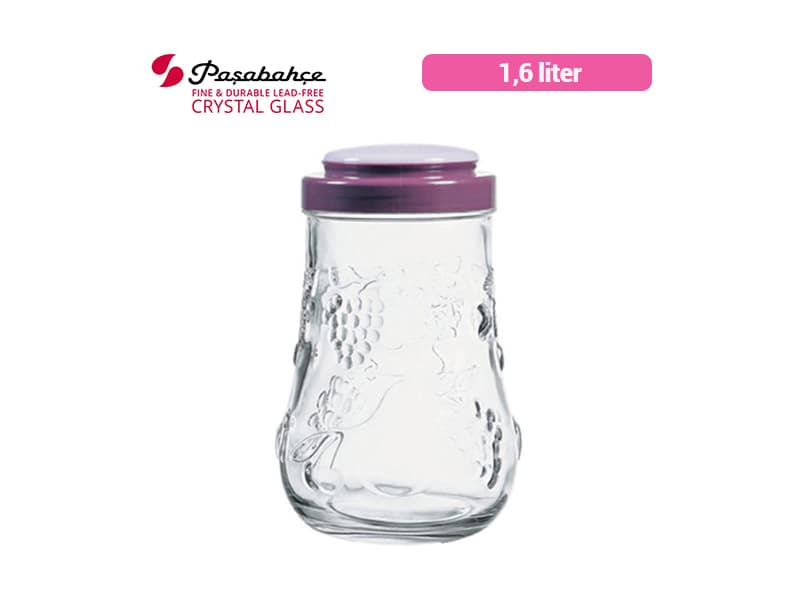 Pasabahce Toples Garden - Jar 1600 Ml / pcs