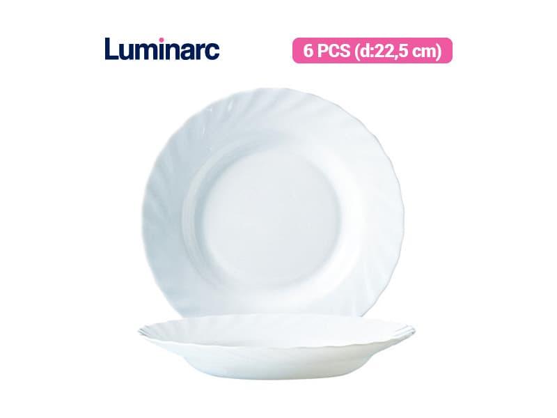 Luminarc Piring Sayur Trianon  / 6 pcs