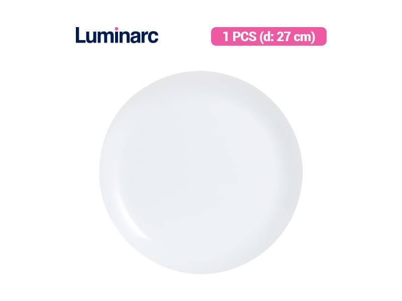Luminarc Piring Makan Diwali Large Dinner Plate / 2 pcs