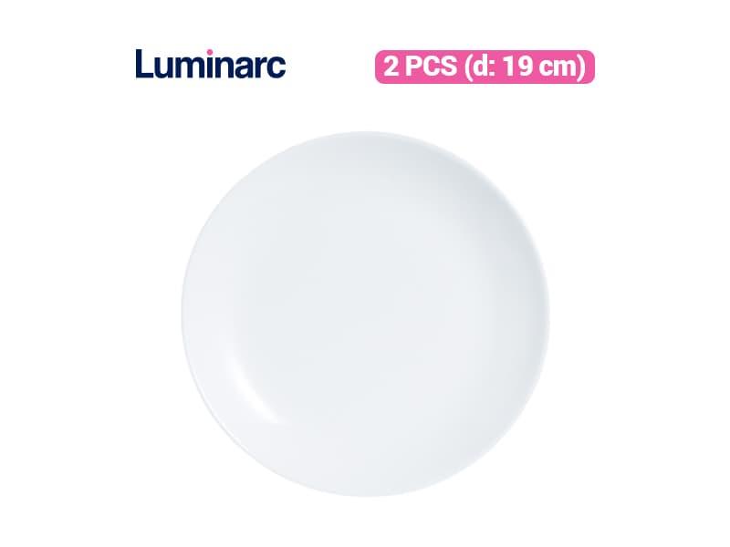 Luminarc Piring Kue Diwali Dessert Plate / 2 pcs