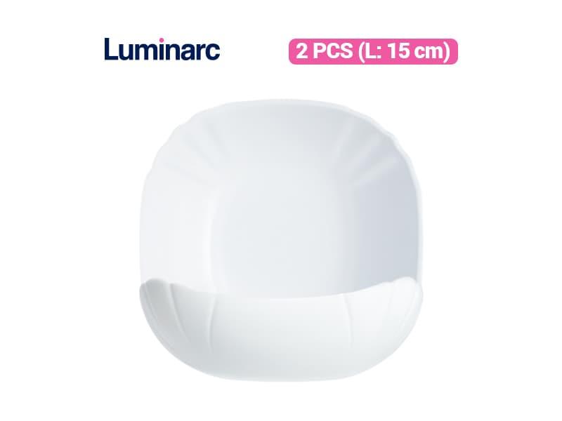 Luminarc Mangkok Lotusia Multi Purpose / 2 pcs