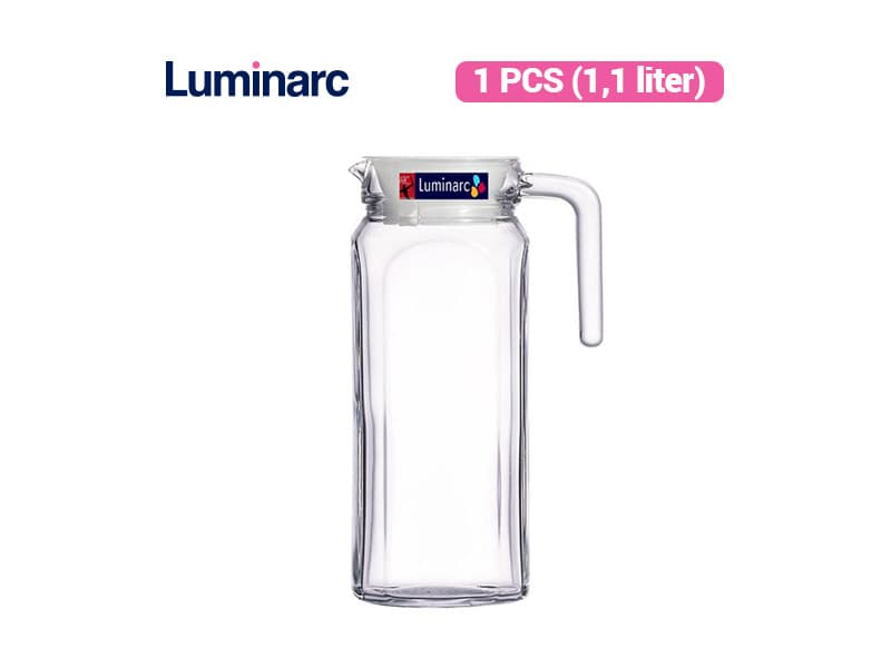 Luminarc Teko Fridge Clear Jug 1.1 L / pcs