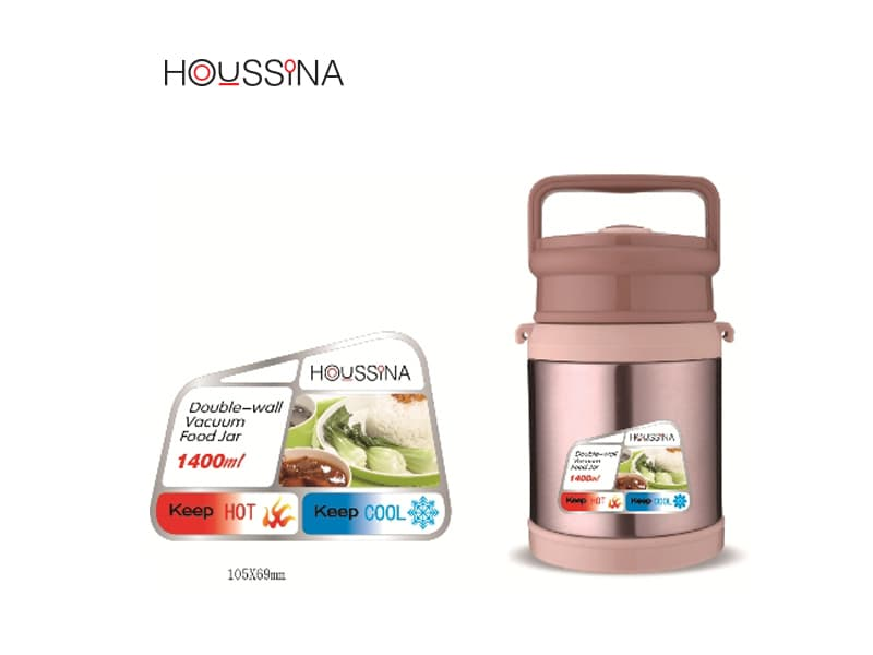 Houssina Food Container 1400/pcs