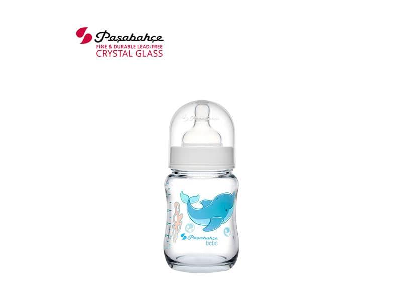 Pasabahce Botol Susu Bayi 120 Ml / pcs
