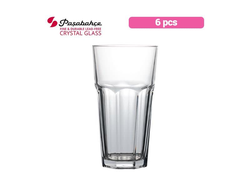 Pasabahce Gelas Minum Casablanca 64.5 Cl / 6 pcs