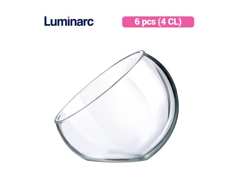 Luminarc Tempat Es Krim Versatile 4 Cl / pcs