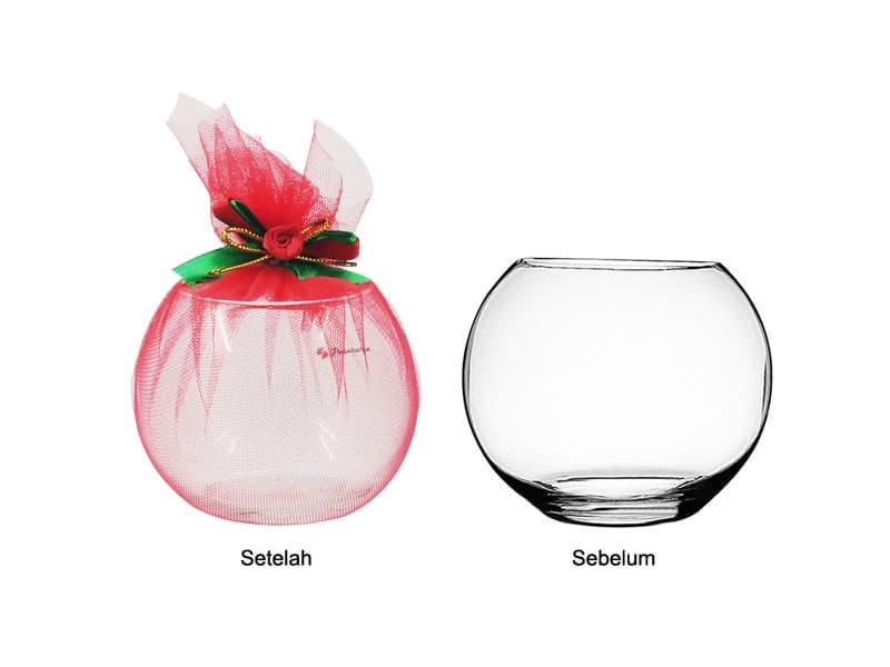Souvenir Pasabahce Vase Flora