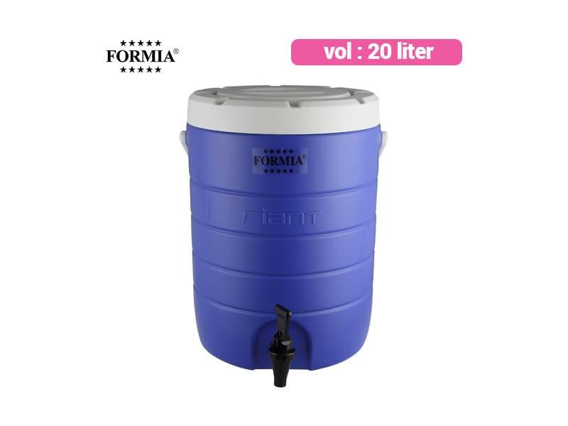 Formia Dispenser 1 Taps 20 Ltr PP /pcs
