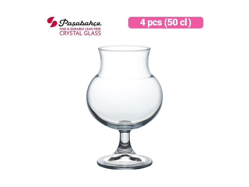 Pasabahce Gelas Minum Craft Beer Belgian 50 cl / 4 pcs