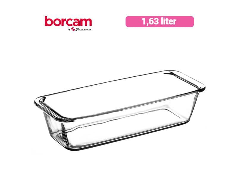 Penyajian Makanan Borcam Cake Dish  1.63 Ltr / pcs