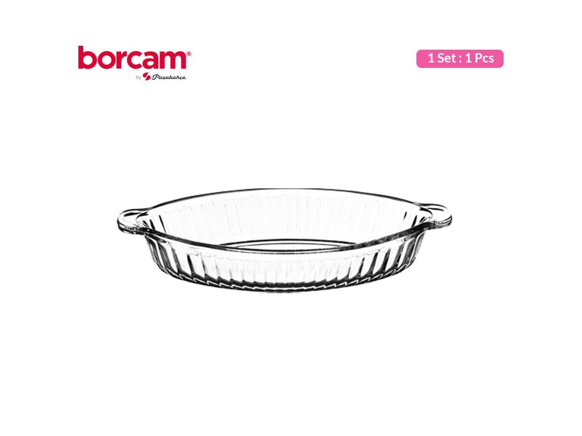 Pasabahce Borcam Roast Dish Oval / pcs