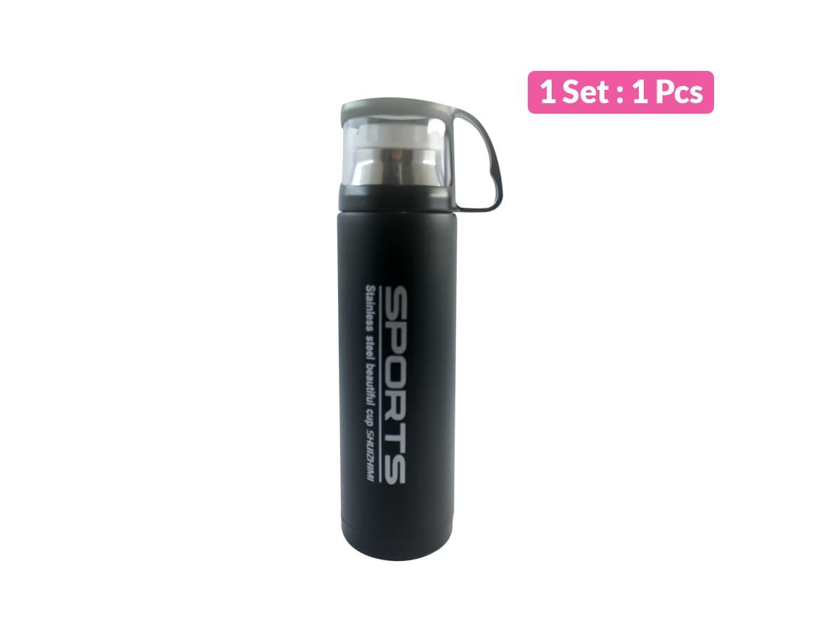 Termos Air Minum Vacuum Sport ss 304 500 ml / pcs