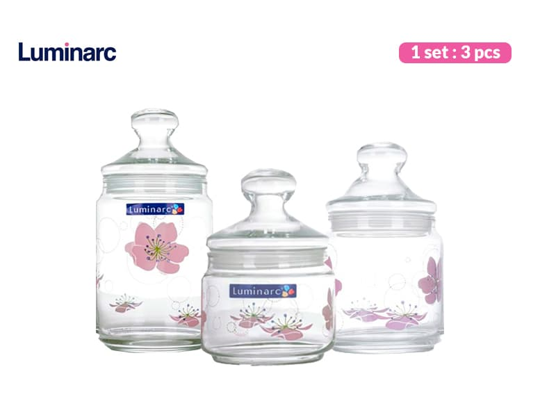 Luminarc Toples Ikumi Set / 3 pcs
