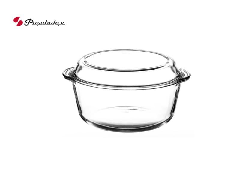 Pasabahce Borcam Penyajian Makanan Bulat 3,15 Ltr / pcs