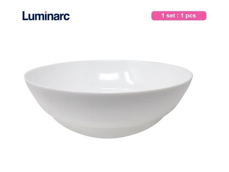 Luminarc Mangkok Besar Alexie White Bowl 27cm / pcs