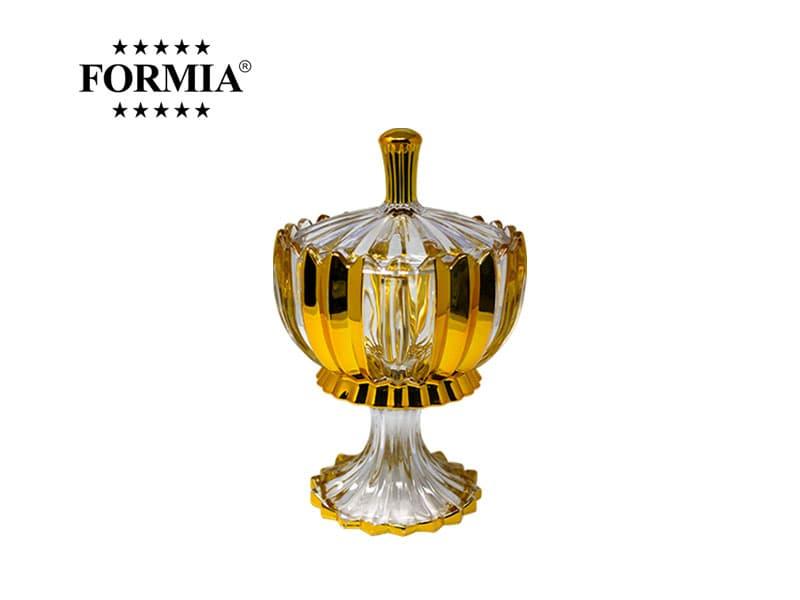 Formia Toples Kue Westin Box Gold 15 cm / pcs