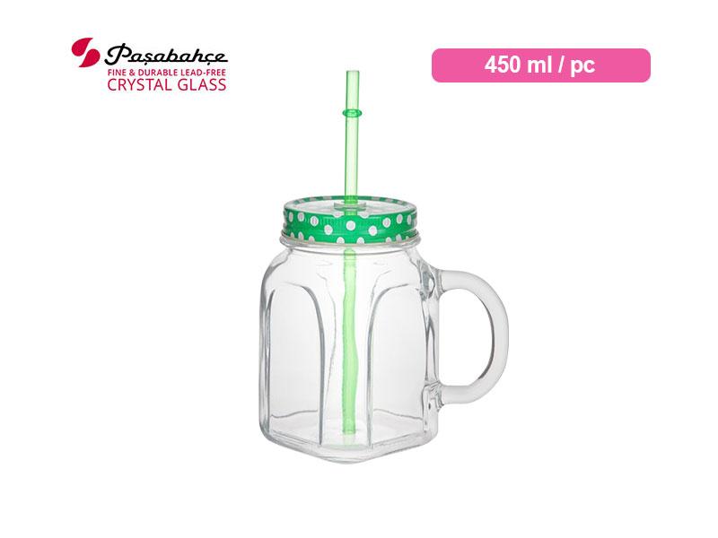 Pasabahce Gelas Jus Home Made Mug 45 cl / pc