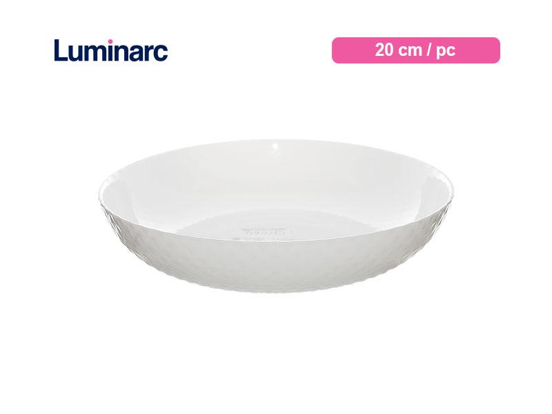 Luminarc Mangkok Diwali Structure Bowl 20 Cm Precious / pc