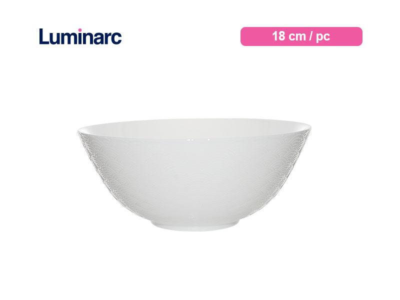 Luminarc Mangkok Diwali Structure Bowl 18 Cm Shells / pc