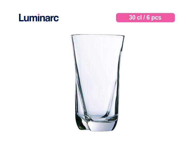 Luminarc Gelas Minum Volare Tumbler HB 30 - 6 pcs