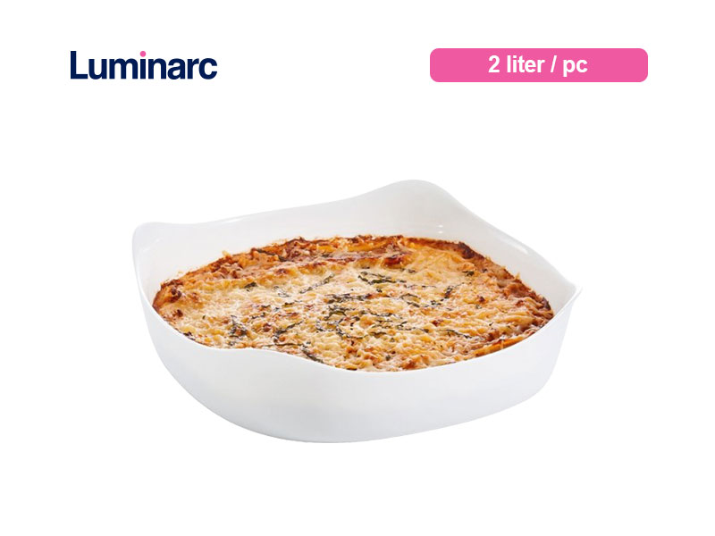 Luminarc Mangkok Smart Cuisine Carine Dish 26 Cm / Pc
