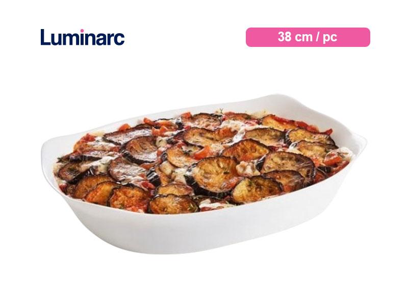 Luminarc Mangkok Besar Smart Cuisine Carine Rect 38 Cm / Pc