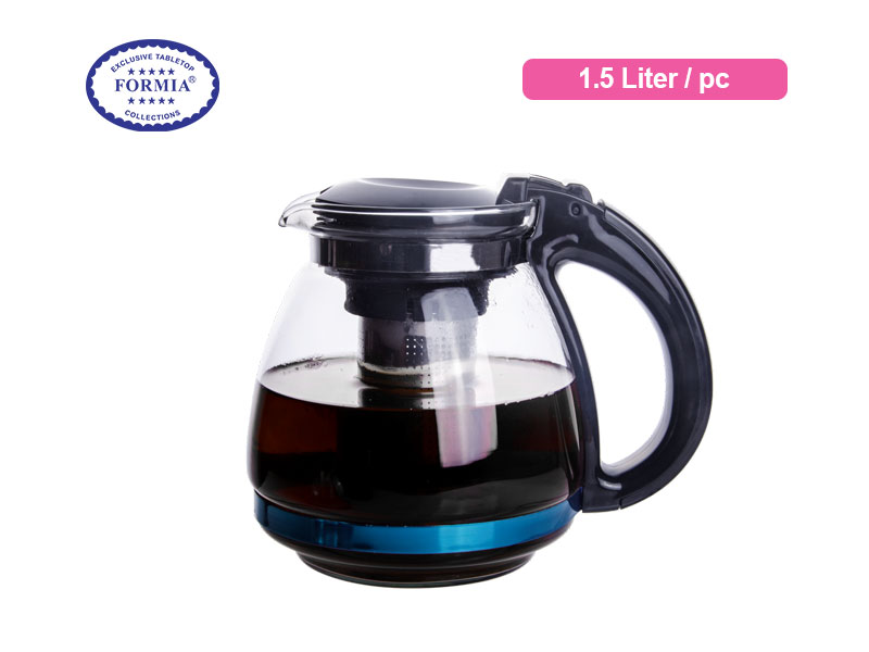 Formia Teko Kopi/Teh 1500 Ml W/Tube / pc