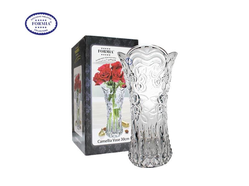 Formia Vase Bunga Camellia 28 cm / pcs