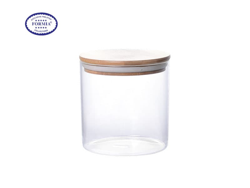 Formia Toples Kue Nature Candy Jar 1.4 Ltr / pcs
