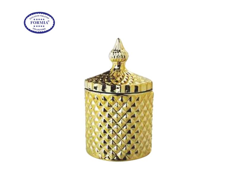 Formia Toples Kue Betawi Gold 18 cm / pcs