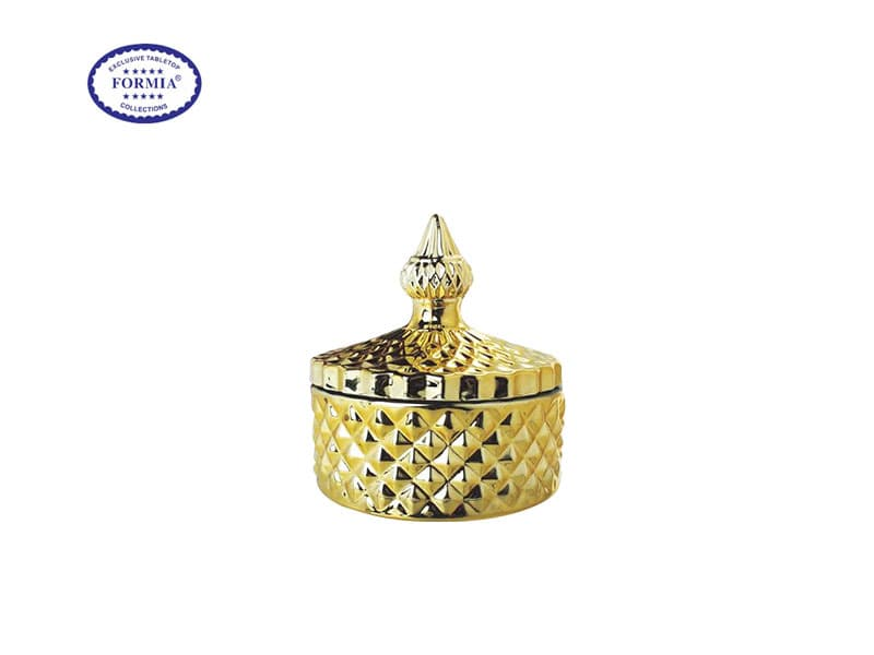 Formia Toples Kue Betawi Gold 12 cm / pcs
