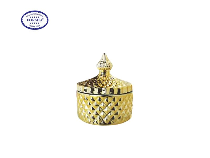 Formia Toples Kue Betawi Gold 10 cm / pcs