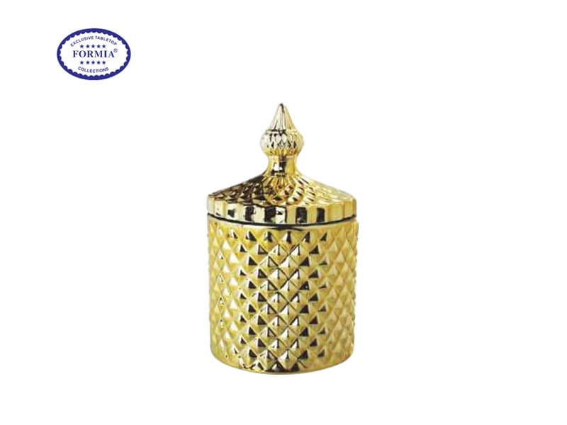 Formia Toples Kue Betawi Gold 14 cm / pcs