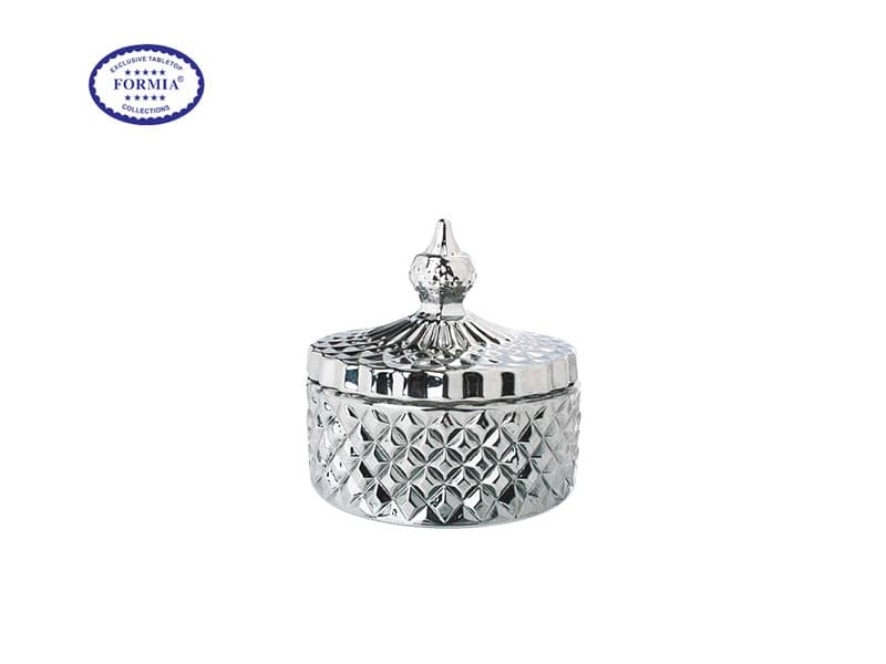 Formia Toples Kue Betawi Silver 12 cm / pcs