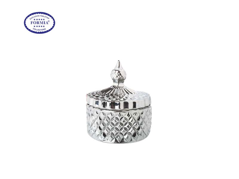 Formia Toples Kue Betawi Silver 10 cm / pcs