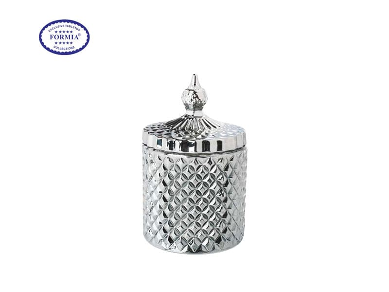 Formia Toples Kue Betawi Silver 18 cm / pcs