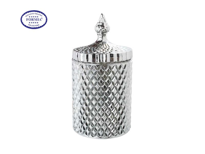 Formia Toples Kue Betawi Silver 20 Cm / pcs