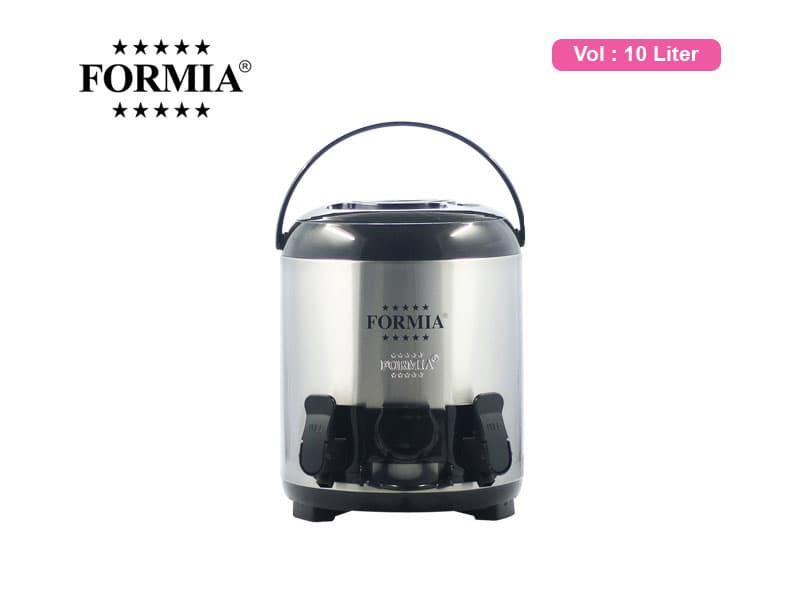 Formia Dispenser 2 Taps 10 liter SA
