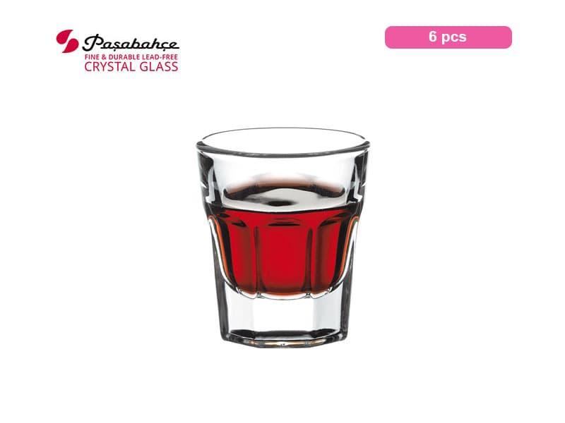 Pasabahce Gelas SLoki Casablanca 0,36 Cl / 6 Pcs