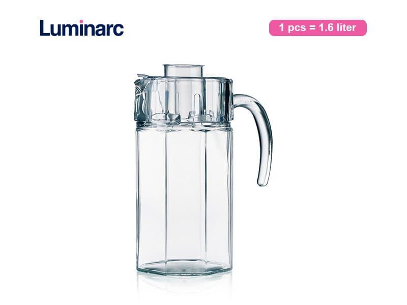 Luminarc Teko Air Octime Jug 1.6 Ltr / Pcs
