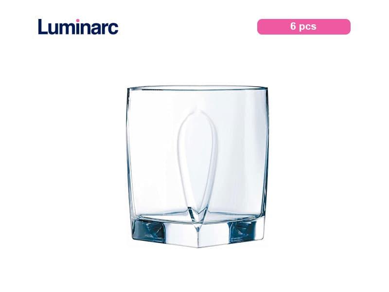 Luminarc Gelas Minum Flame Tumbler 28 Cl / 6 Pcs