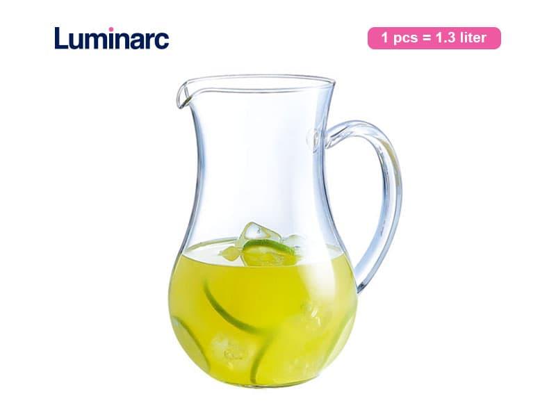 Luminarc Teko Air Pichet Jug 1.3 Ltr / Pcs