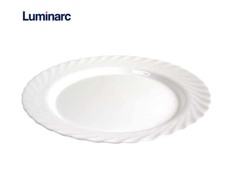 Luminarc Piring Penyaji Trianon Rnd Platter 31 Cm / Pcs