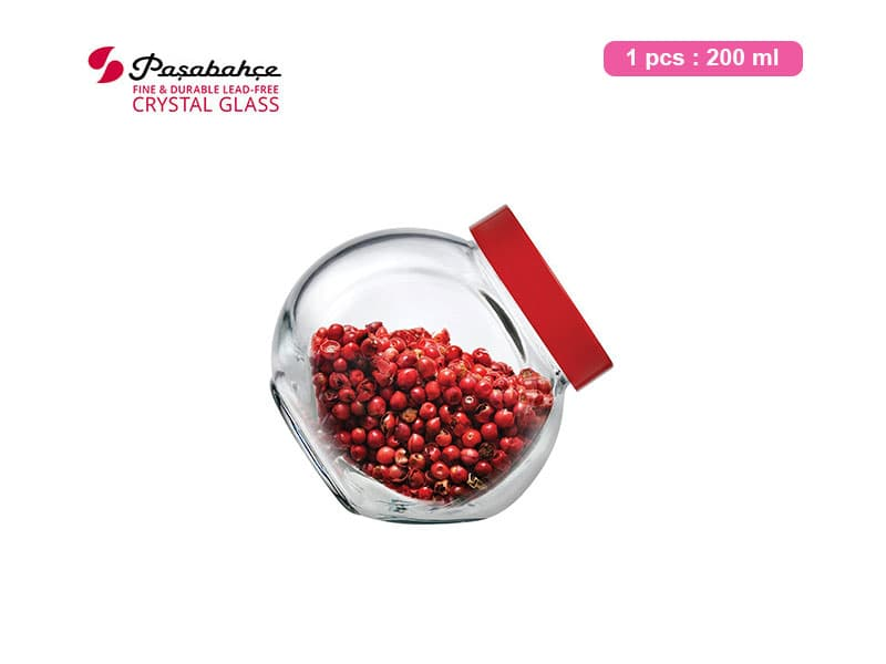 Pasabahce Toples Mini Bella Spice Jar 200 Ml / pcs