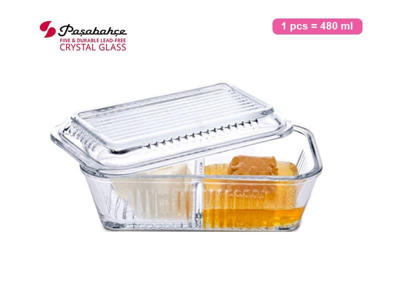 Pasabahce Tempat Penyimpanan Makanan Frigo Food Container 480 Ml / pcs