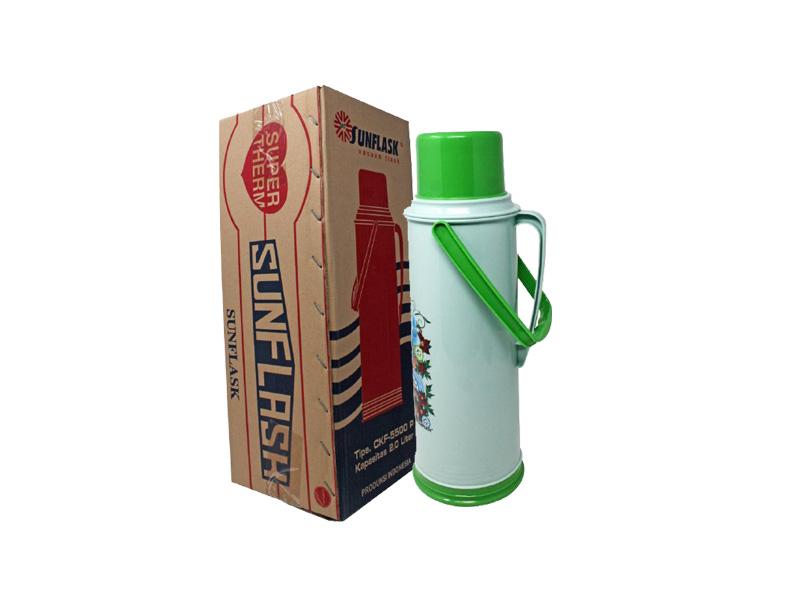 Sunflask Thermos Air Panas 2 liter